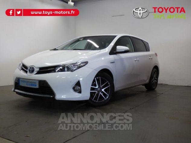 Toyota AURIS HSD 136h Feel BLANC Occasion - 0
