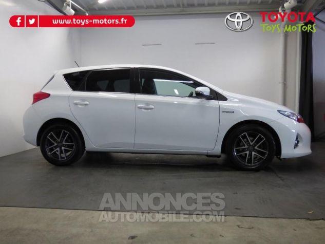 Toyota AURIS HSD 136h Feel BLANC Occasion - 1
