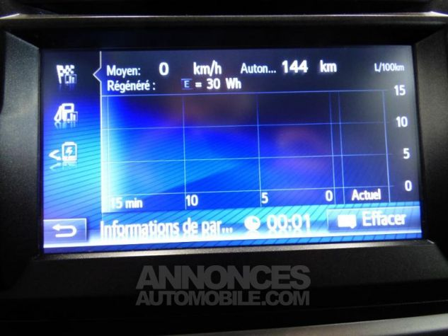 Toyota AURIS HSD 136h Feel BLANC Occasion - 7