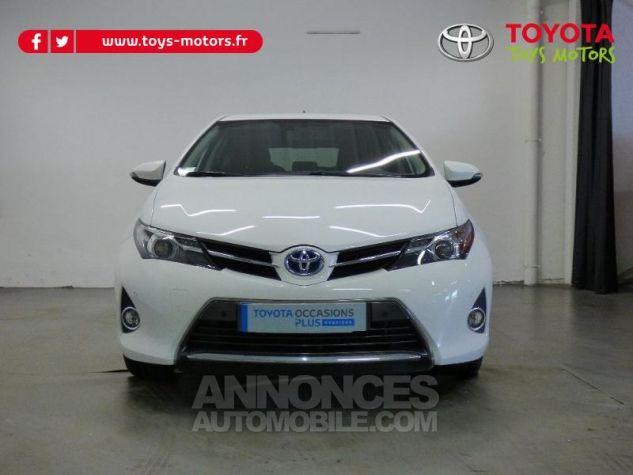 Toyota AURIS HSD 136h Feel BLANC Occasion - 10