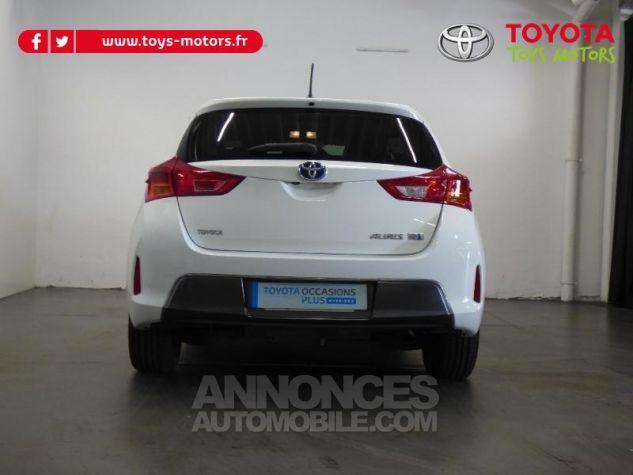 Toyota AURIS HSD 136h Feel BLANC Occasion - 11