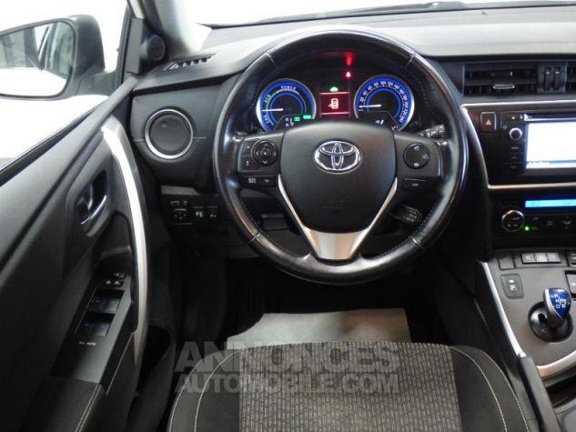 Toyota AURIS HSD 136h Feel BLANC Occasion - 14
