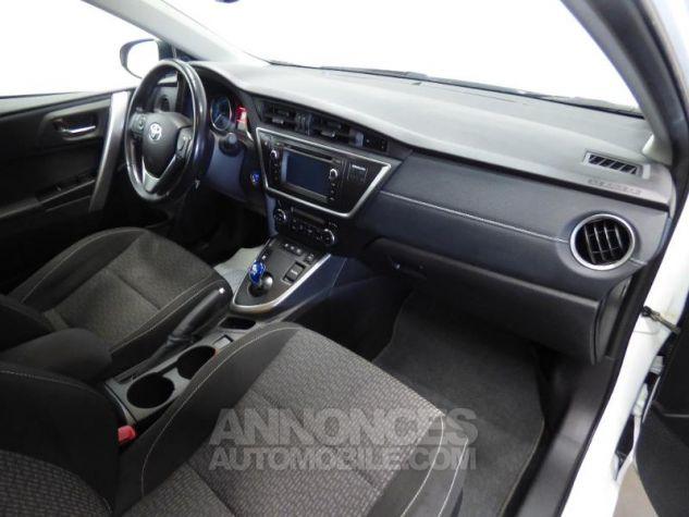 Toyota AURIS HSD 136h Feel BLANC Occasion - 15