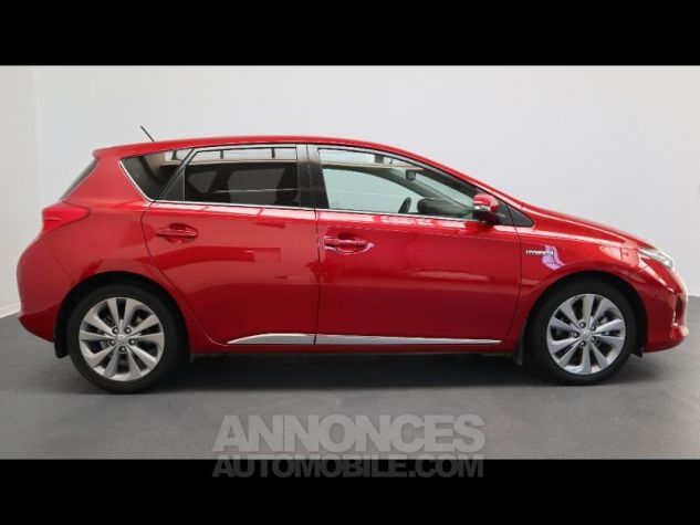 Toyota AURIS HSD 136h Style ROUGE Occasion - 6
