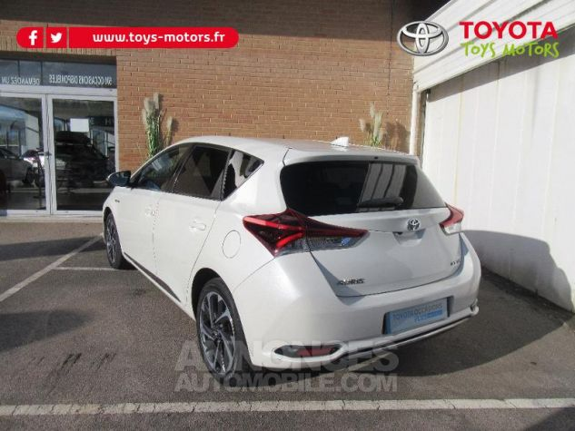 Toyota AURIS HSD 136h TechnoLine BLANC NACRE Occasion - 3
