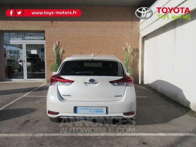 Toyota AURIS HSD 136h TechnoLine BLANC NACRE Occasion - 4