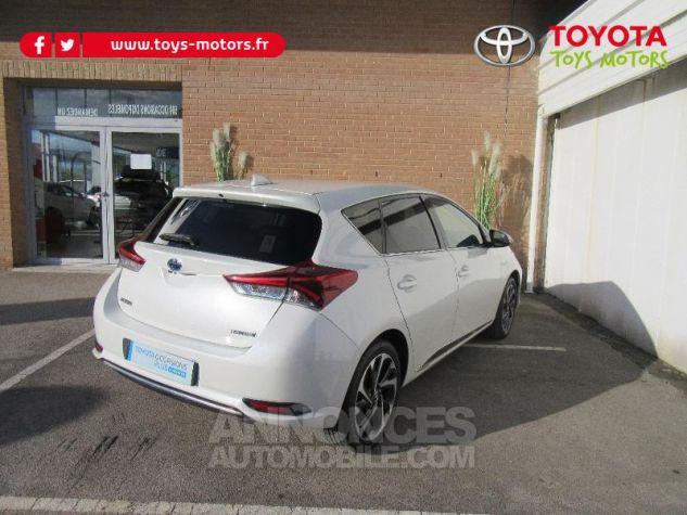 Toyota AURIS HSD 136h TechnoLine BLANC NACRE Occasion - 5