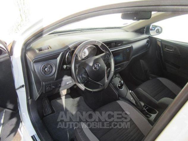 Toyota AURIS HSD 136h TechnoLine BLANC NACRE Occasion - 9