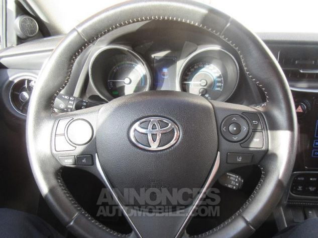 Toyota AURIS HSD 136h TechnoLine BLANC NACRE Occasion - 15