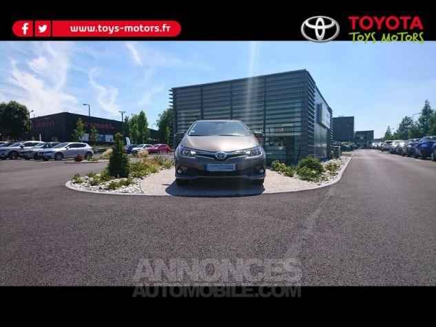 Toyota AURIS HSD 136h TechnoLine Gris C Occasion - 0