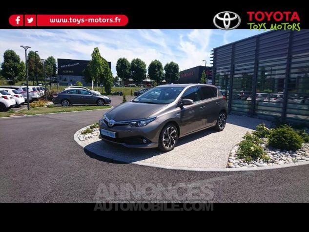 Toyota AURIS HSD 136h TechnoLine Gris C Occasion - 1