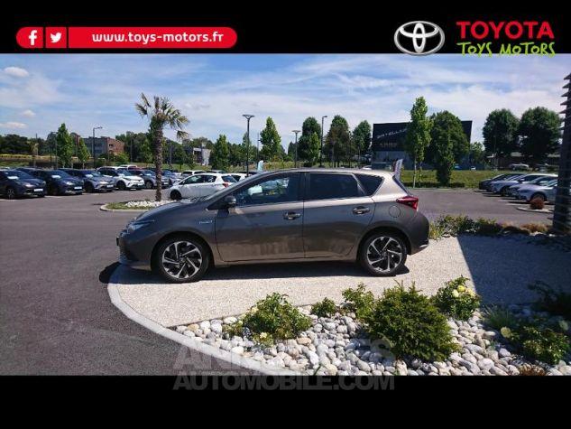 Toyota AURIS HSD 136h TechnoLine Gris C Occasion - 2
