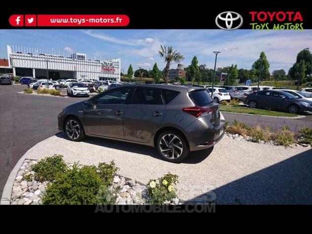 Toyota AURIS HSD 136h TechnoLine Gris C Occasion - 3