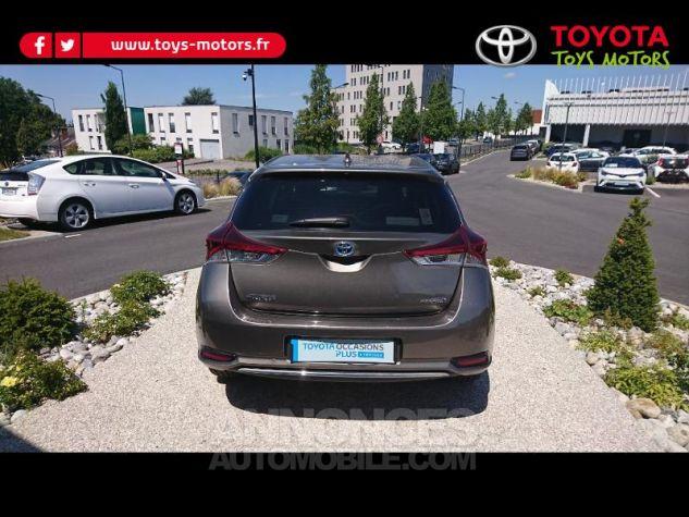 Toyota AURIS HSD 136h TechnoLine Gris C Occasion - 4