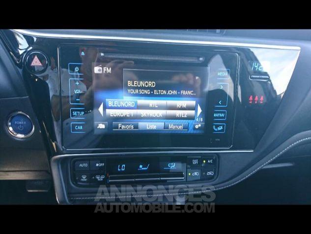 Toyota AURIS HSD 136h TechnoLine Gris C Occasion - 9