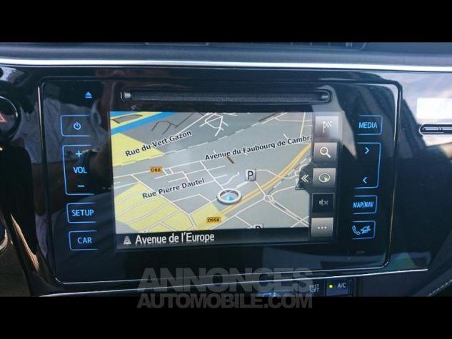 Toyota AURIS HSD 136h TechnoLine Gris C Occasion - 12