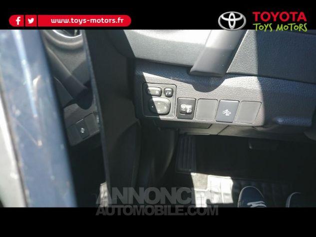 Toyota AURIS HSD 136h TechnoLine Gris C Occasion - 13