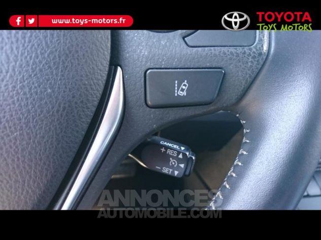 Toyota AURIS HSD 136h TechnoLine Gris C Occasion - 14