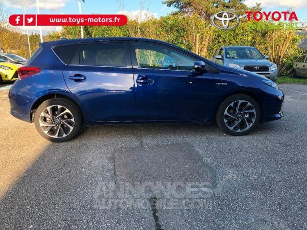 Toyota AURIS HSD 136h TechnoLine RC18 Bleu Foncé Métal Occasion - 3