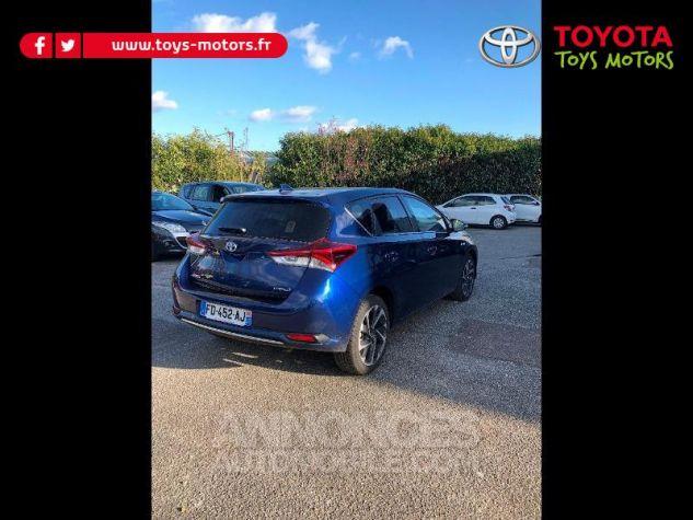 Toyota AURIS HSD 136h TechnoLine RC18 Bleu Foncé Métal Occasion - 4