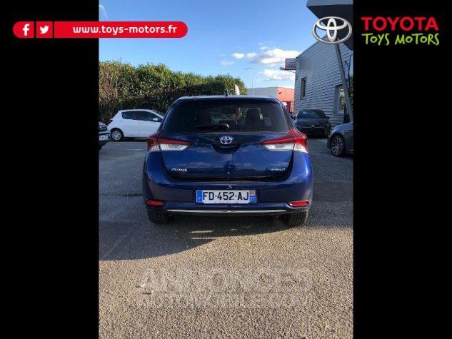Toyota AURIS HSD 136h TechnoLine RC18 Bleu Foncé Métal Occasion - 5