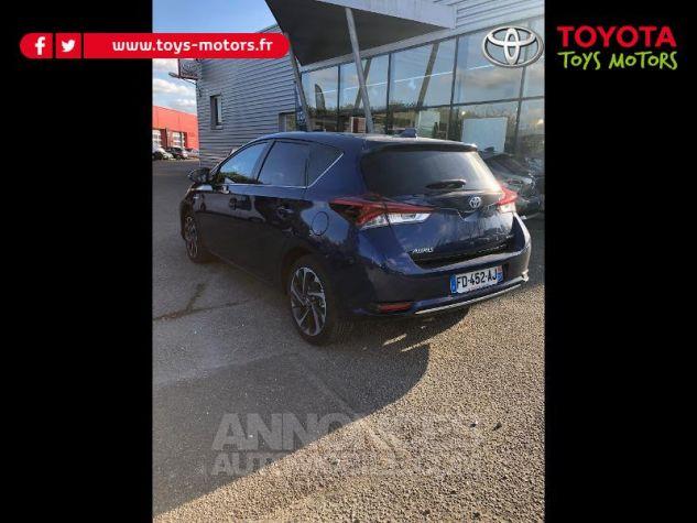 Toyota AURIS HSD 136h TechnoLine RC18 Bleu Foncé Métal Occasion - 6