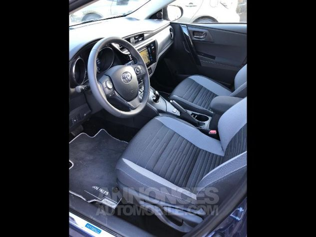 Toyota AURIS HSD 136h TechnoLine RC18 Bleu Foncé Métal Occasion - 9