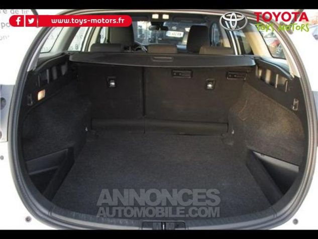 Toyota AURIS TOURING SPORTS 90 D-4D Tendance BLANC PUR Occasion - 4