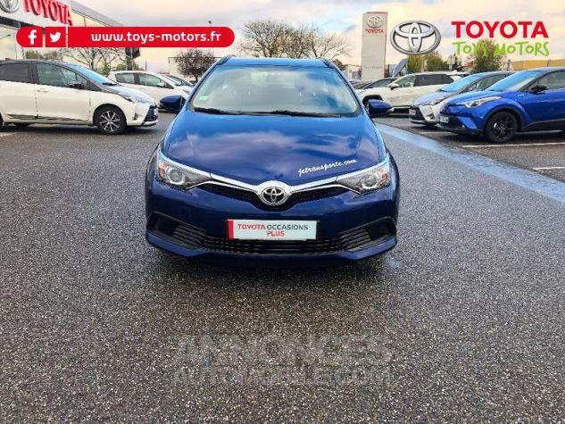 Toyota AURIS TOURING SPORTS 90 D-4D Tendance Bleu Saphir Metallisee Occasion - 0