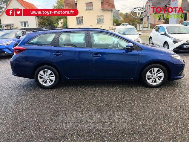 Toyota AURIS TOURING SPORTS 90 D-4D Tendance Bleu Saphir Metallisee Occasion - 4