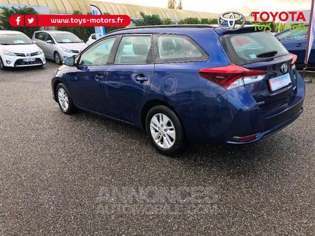 Toyota AURIS TOURING SPORTS 90 D-4D Tendance Bleu Saphir Metallisee Occasion - 5