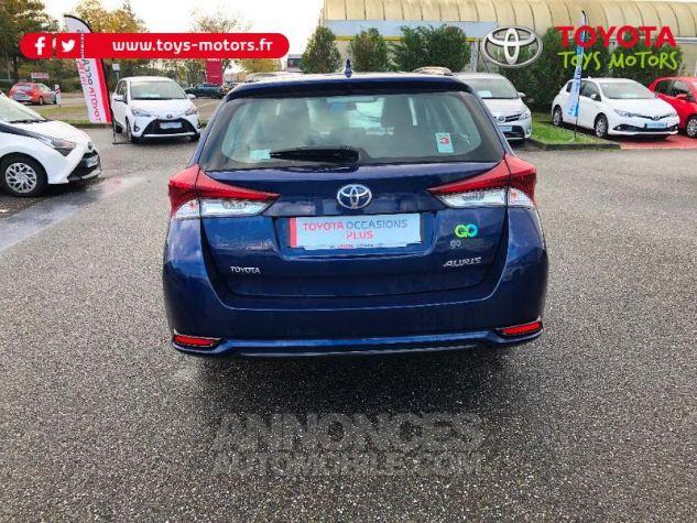 Toyota AURIS TOURING SPORTS 90 D-4D Tendance Bleu Saphir Metallisee Occasion - 6