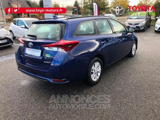 Toyota AURIS TOURING SPORTS 90 D-4D Tendance Bleu Saphir Metallisee Occasion - 7