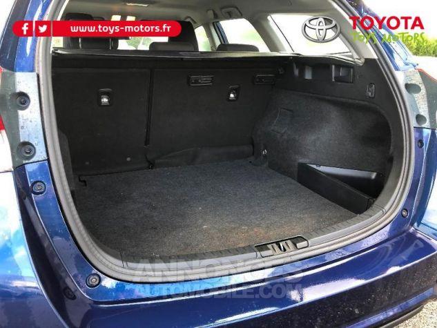 Toyota AURIS TOURING SPORTS 90 D-4D Tendance Bleu Saphir Metallisee Occasion - 8