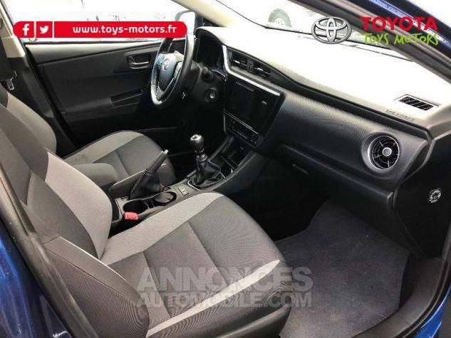 Toyota AURIS TOURING SPORTS 90 D-4D Tendance Bleu Saphir Metallisee Occasion - 11