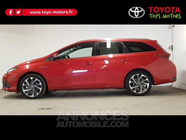 Toyota AURIS TOURING SPORTS HSD 136h Design ROUGE Occasion - 2
