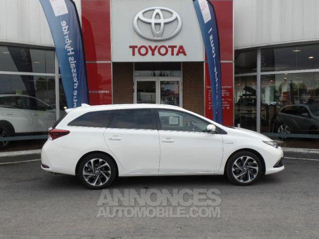 Toyota AURIS TOURING SPORTS HSD 136h Design BLANC PUR Occasion - 2