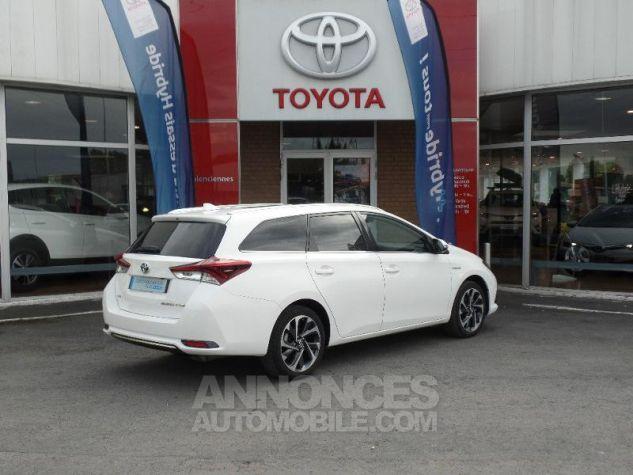 Toyota AURIS TOURING SPORTS HSD 136h Design BLANC PUR Occasion - 3
