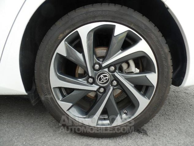 Toyota AURIS TOURING SPORTS HSD 136h Design BLANC PUR Occasion - 10