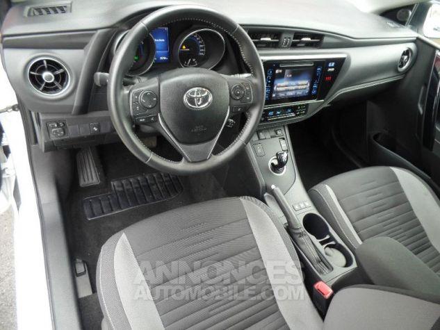 Toyota AURIS TOURING SPORTS HSD 136h Design BLANC PUR Occasion - 12