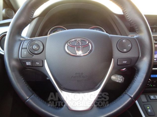 Toyota AURIS TOURING SPORTS HSD 136h Dynamic BLANC PUR Occasion - 3