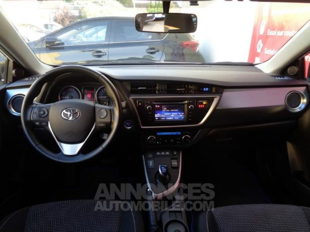 Toyota AURIS TOURING SPORTS HSD 136h Dynamic BLANC PUR Occasion - 4