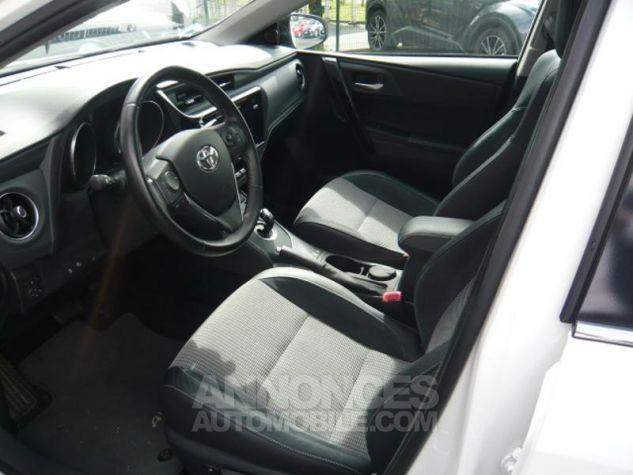 Toyota AURIS TOURING SPORTS HSD 136h Executive BLANC Occasion - 3