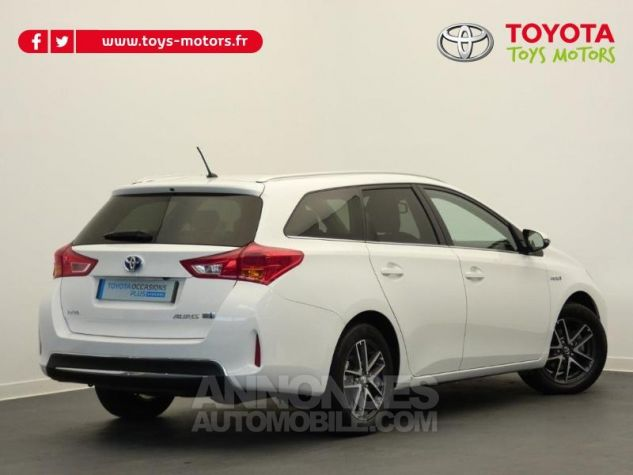 Toyota AURIS TOURING SPORTS HSD 136h Feel Blanc Occasion - 2