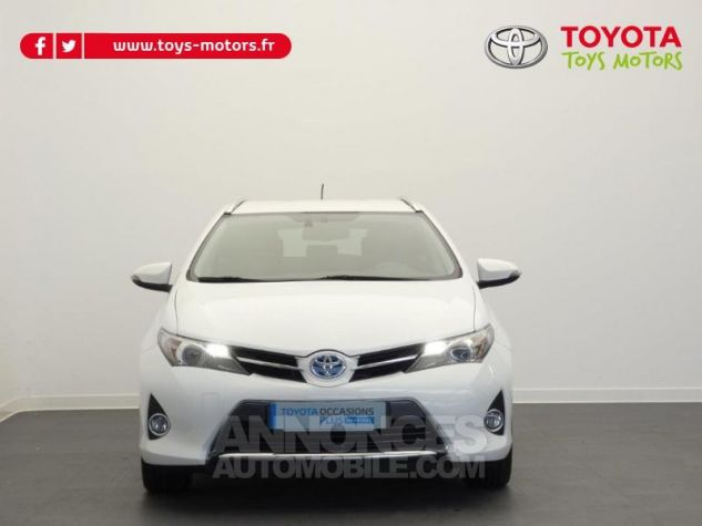 Toyota AURIS TOURING SPORTS HSD 136h Feel Blanc Occasion - 10