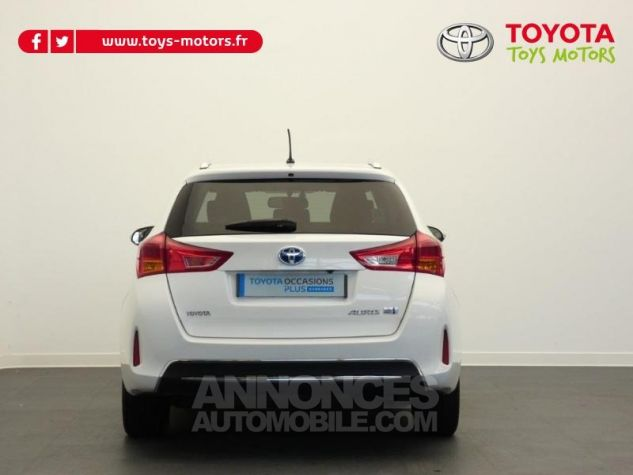 Toyota AURIS TOURING SPORTS HSD 136h Feel Blanc Occasion - 11
