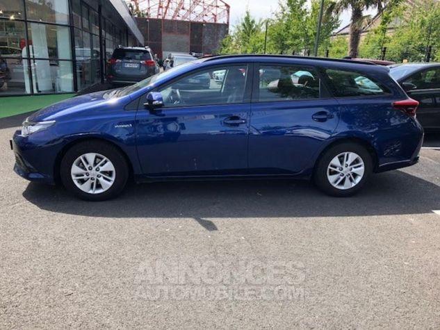 Toyota AURIS TOURING SPORTS HSD 136h Tendance Bleu Foncé Métal Occasion - 1