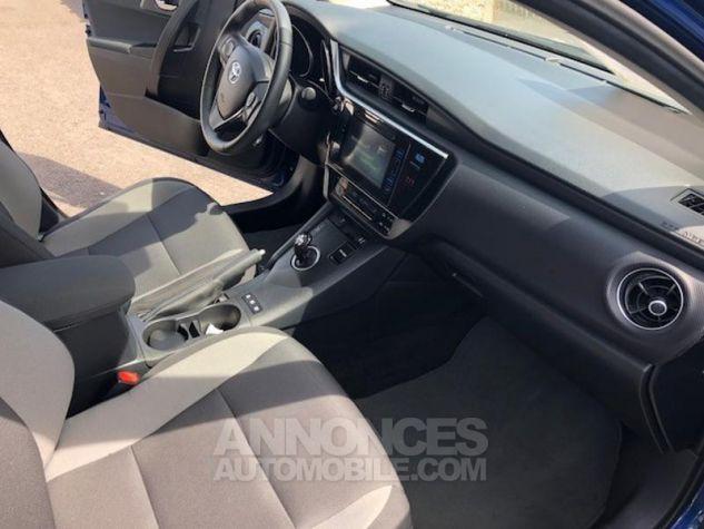 Toyota AURIS TOURING SPORTS HSD 136h Tendance Bleu Foncé Métal Occasion - 6