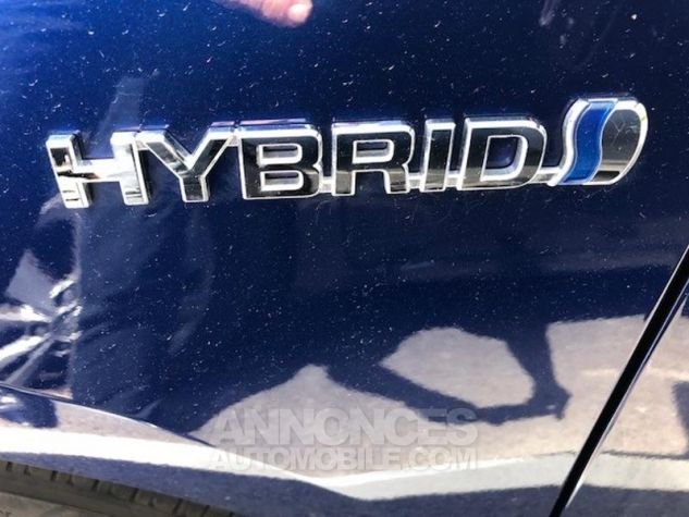 Toyota AURIS TOURING SPORTS HSD 136h Tendance Bleu Foncé Métal Occasion - 16