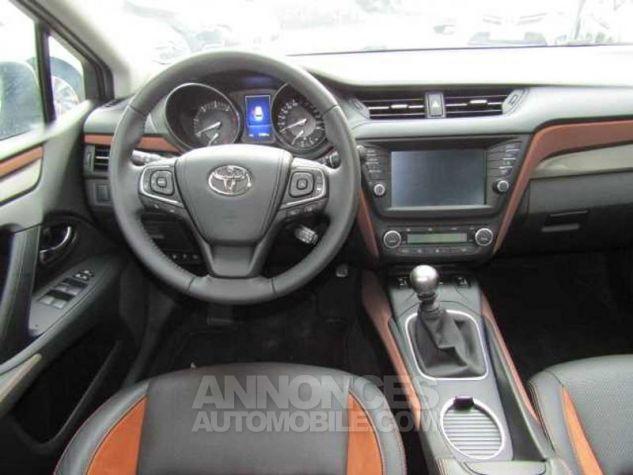 Toyota AVENSIS 112 D-4D Executive Gris Clair Métallisé Occasion - 2